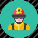 2, fireman icon