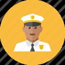 1, policeman icon