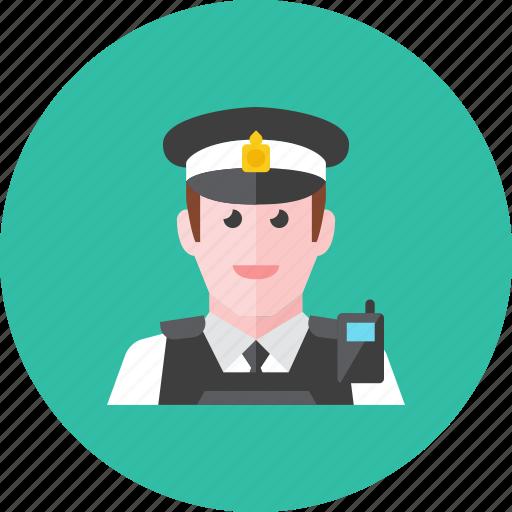 3, policeman icon - Download on Iconfinder on Iconfinder