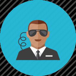 2, agent, secret icon