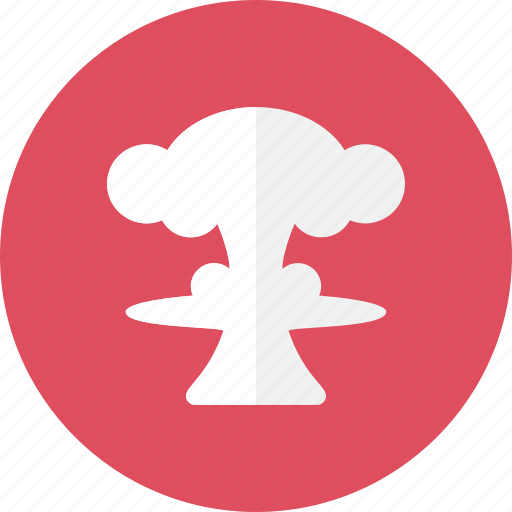 Mushroom, nuclear icon - Download on Iconfinder