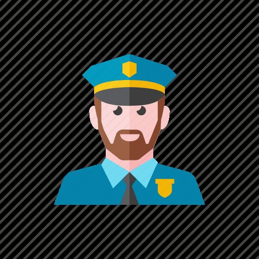 2, policeman icon