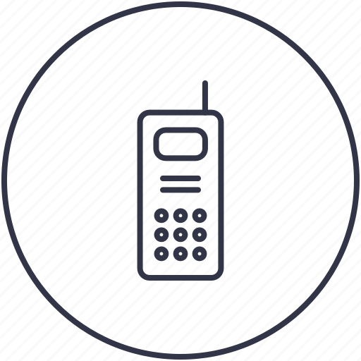 cellphone, communication, mobile, phone, transmitter icon