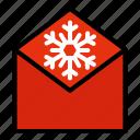 christmas, gift, new year, snowflake, winter, xmas