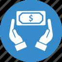 donation, funding, fundraising, loan icon