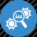 internet marketing, search marketing, search optimization, seo icon