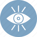conception, monitoring, remote monitoring, vision icon