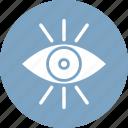 conception, monitoring, remote monitoring, vision icon