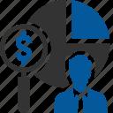 analysis, analytics, diagram, report, revenue icon