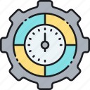 dashboard, project, project dashboard icon