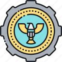 badge, department, logo, sec, securities commission icon
