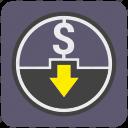 atm, bank, cash, cashout, money, out, payment icon