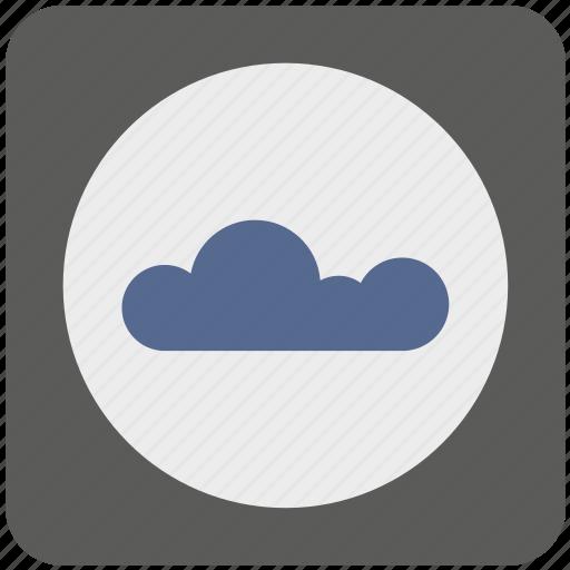 cloud, network, platform, service, storage, weather icon