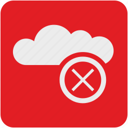 cloud, data, network, overload, service, storage icon