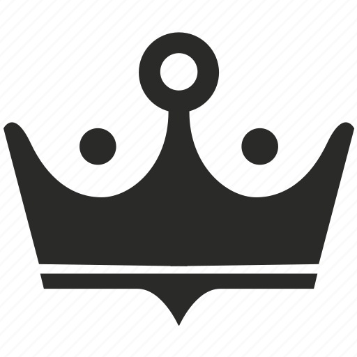 crown, game, history, king, monarch, winner icon