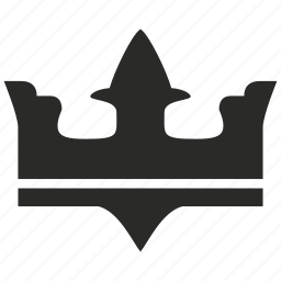 crown, game, king, monarch, queen, winner icon