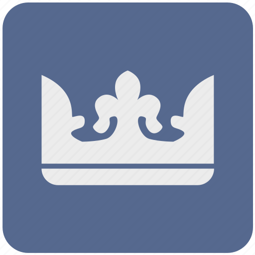 crown, game, king, monarch, queen, royal, winner icon