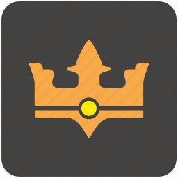 crown, game, king, monarch, queen, royalty, winner icon
