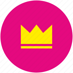 crown, game, king, monarch, royalty, winner icon