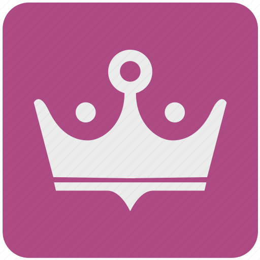 crown, game, king, leader, monarch, royal, royalty icon