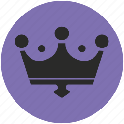 crown, game, king, monarch, top, winner icon