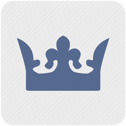 crown, king, monarch, prince, queen, royal, royalty icon