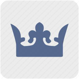 crown, game, king, monarch, royal, royalty, winner icon