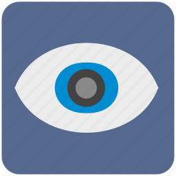 care, eye, eyesight, hospital, ophthalmology, search, vision icon