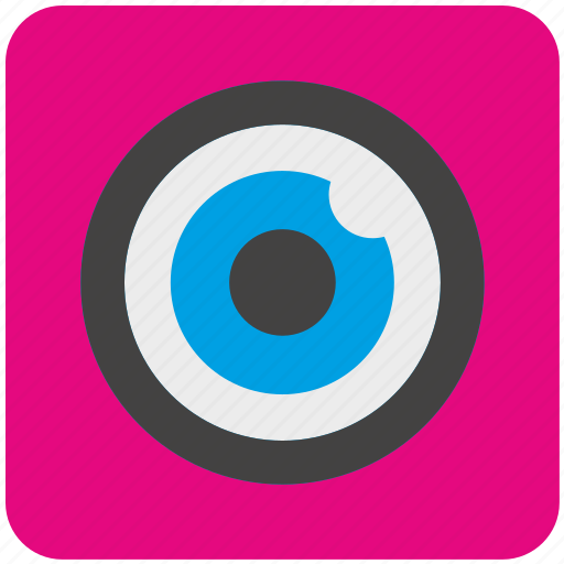 care, eye, eyesight, organ, search, view, vision icon