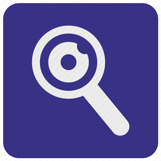 diagnosis, eye, eyesight, organ, search, vision icon