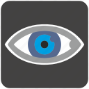 care, diagnosis, eye, eyesight, organ, view, vision icon