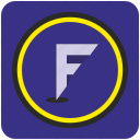 aim, f, finish, goal, mission, race, target icon