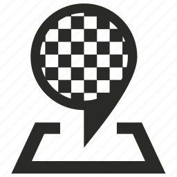 finish, goal, gps, location, navigation, pointer, start icon