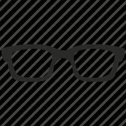 eye, eyeglasses, eyewear, glasses, shop, spectacles, view icon
