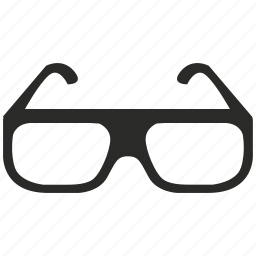eye, eyeglasses, glasses, optics, spectacles, store icon
