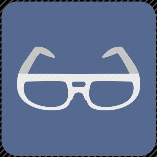 eye, eyeglasses, glasses, protective, shop, spectacles icon