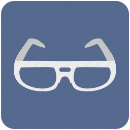 eye, eyeglasses, glasses, protective, spectacles, view icon