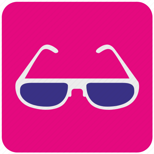 eye, eyeglasses, eyewear, glasses, shop, store, vision icon