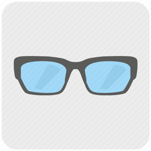eye, eyeglasses, eyewear, glasses, shop, view, vision icon