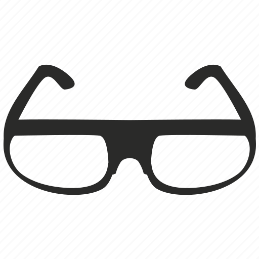 eye, eyeglasses, eyewear, glasses, optics icon