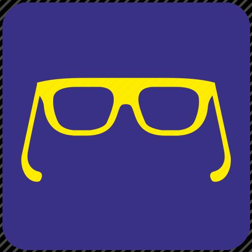 eye, eyeglasses, eyewear, glasses, shop, spectacles, store icon
