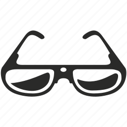 eye, eyeglasses, eyewear, glasses, sunglasses, view icon