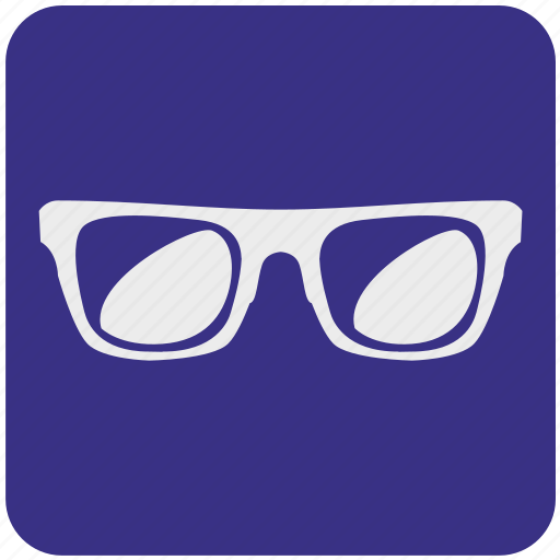 eye, eyeglasses, eyewear, glasses, shop, view icon