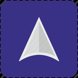 arrow, clicking, cursor, goal, mouse, pointer, up icon