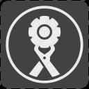 app, cofiguration, gear, options, settings, tool, tools icon