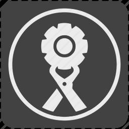 app, cofiguration, options, repair, settings, tool, tools icon