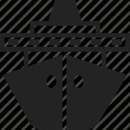 boat, ship, vessel, yacht icon