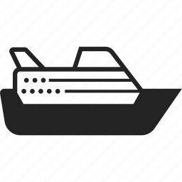 boat, ship, vessel, yacht icon