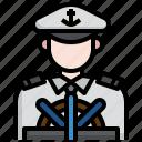 captain, sailor, hat, marines, holidays, cruise