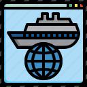 globe, internet, worldwide, connection, networking